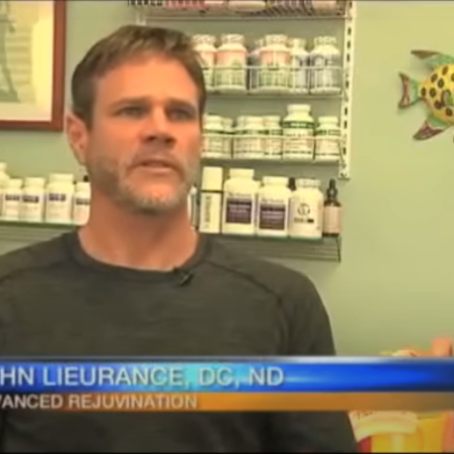 Dr John Featured on ABC Channel 7 for Hearing Loss, Tinnitus, Vertigo treatment using LumoMed