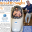 Dr John featured on SNN news For CVAC technology