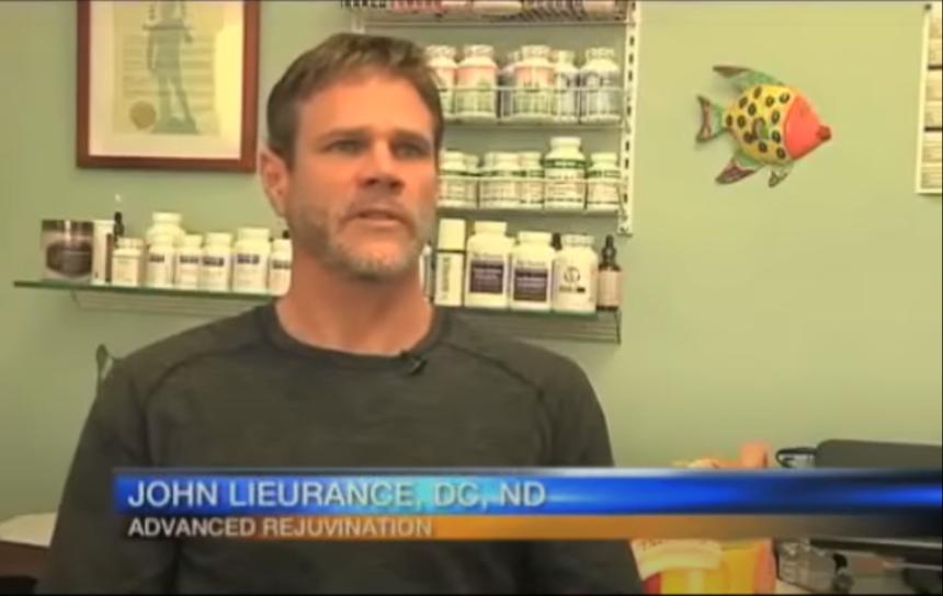 Dr John Featured on ABC Channel 7 for Hearing Loss, Tinnitus, Vertigo treatment using LumoMed
